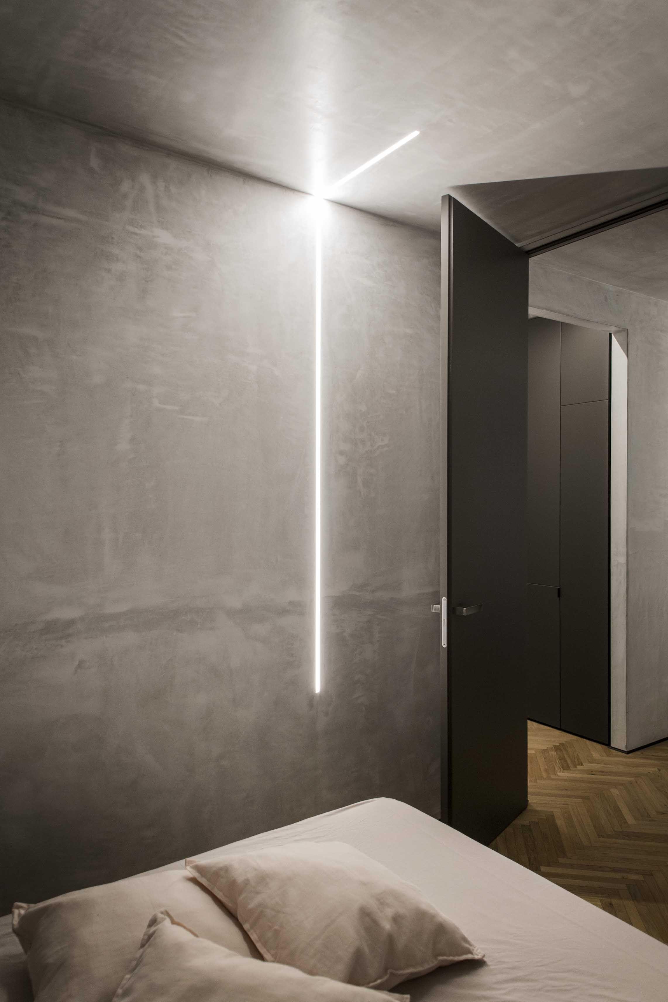 Abitazione privata di design a Treviso (TV Illuminazione