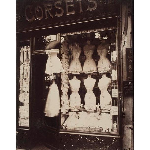 ウジェーヌ・アジェのパリ、モンパルナス、芸術家の資料。 - O BEL INVENTAIRE*アンヴァンテール*French Antique Shop
