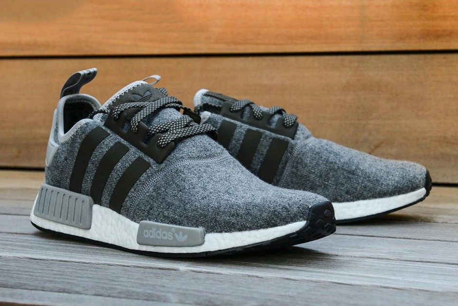 97358f20354f The adidas Originals NMD Gets Wooly for the Winter