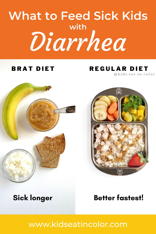 whats the diet for diarreah?