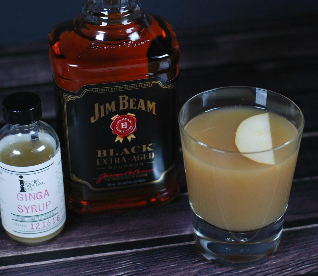 Spiced Pear Cocktail - Cocktails and CactusEmailFacebookInstagramPinterestTwitter