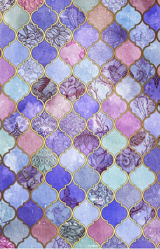 Royal purple mauve indigo decorative moroccan tile pattern royal purple mauve indigo decorative moroccan tile pattern voltagebd Gallery