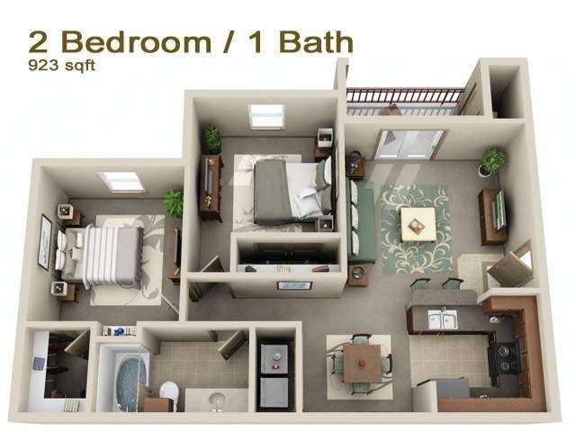 Beautiful Basement Floor Plans With Unique Design Basement Apartment Apartment Floor Plans Basement Apartment For Rent