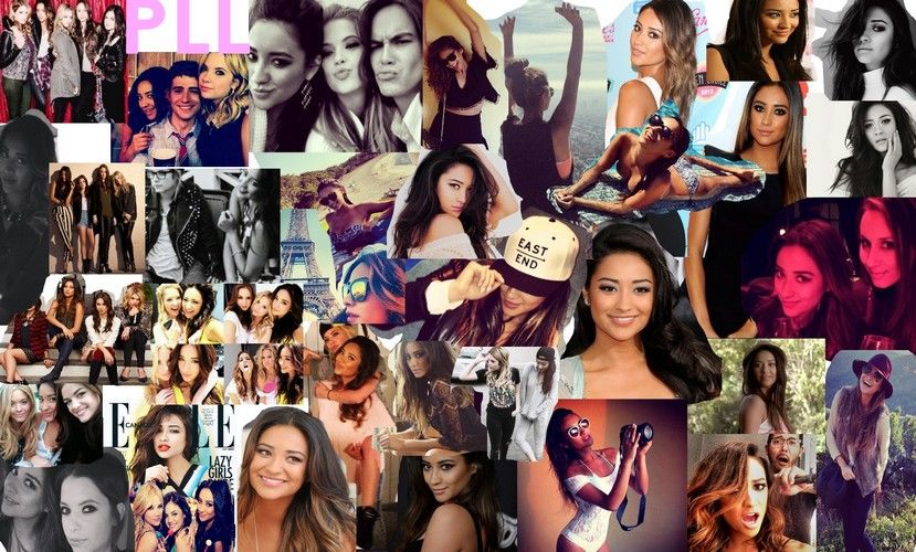 For Shay Mitchell, from Estela.