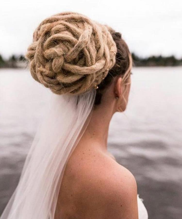 Dread Head Bride Instagramcomteahead Pinned At Agatumi I