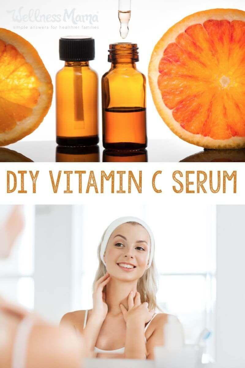 DIY Vitamin C Serum Vitamin C serum helps support skin health by boosting collagen production and the natural acids in Vitamin C can help tighten skin and ...
