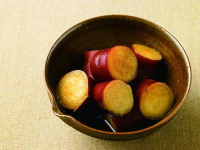 さつまいもの甘辛煮レシピ 講師は大庭 英子さん|使える料理レシピ集 みんなのきょうの料理 NHKエデュケーショナル