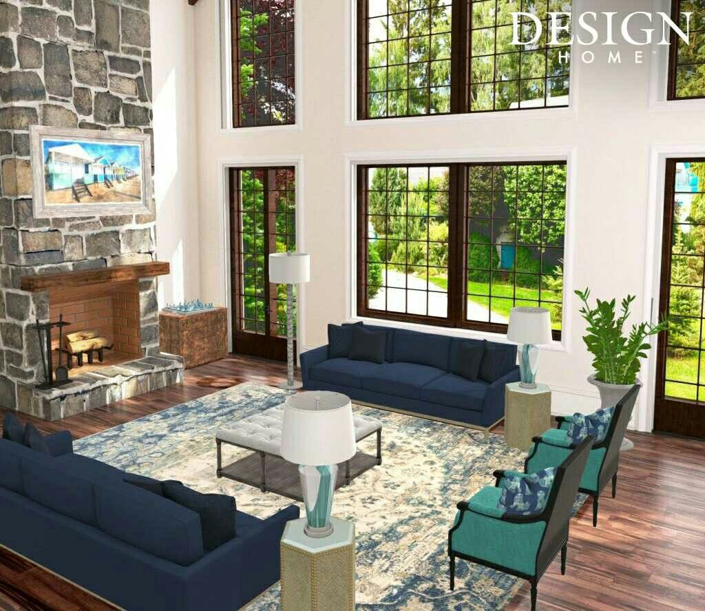 Living Room Design App Inspiration Pincre8Ivity3 On Design Home Game  My Rooms  Pinterest Review