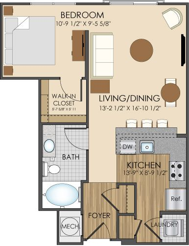 floor plans of hidden creek apartments in gaithersburg md 20877 rh pinterest com