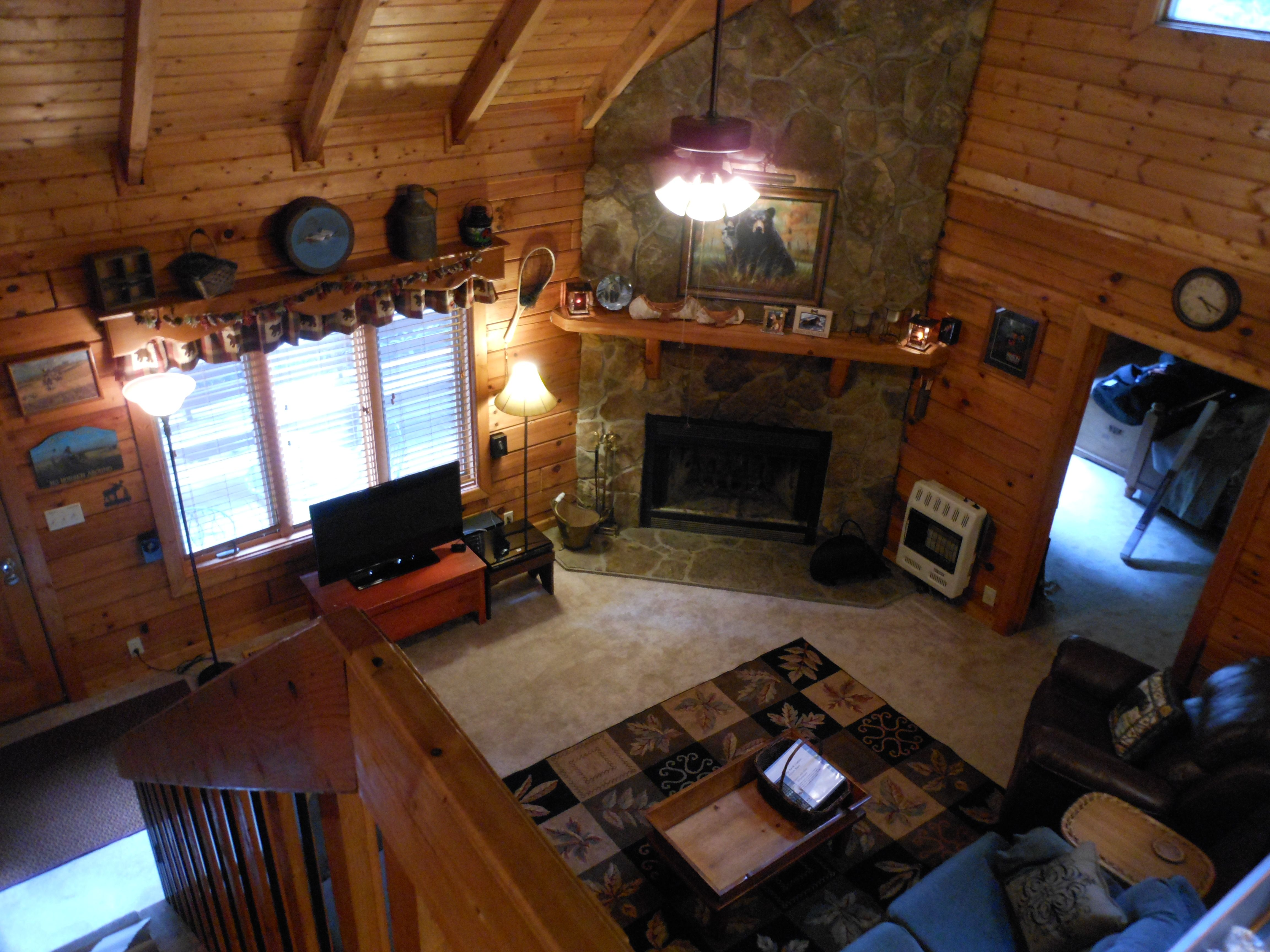 trout cabin pin view cabins creek mountaintown rentals retreat ellijay wilderness ga in