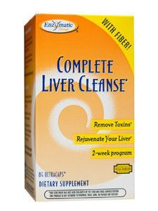 COMPLETE LIVER CLEANSE* 84 VCAPS