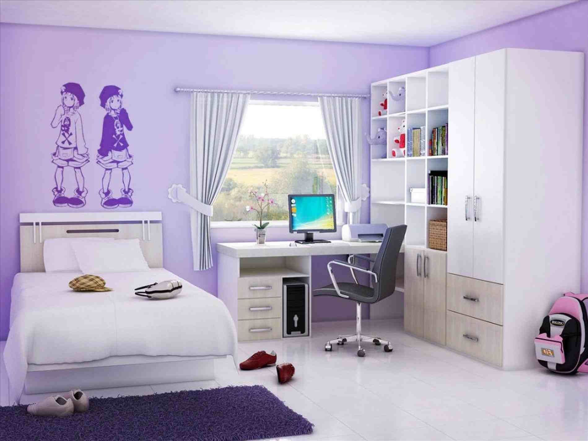 New Post Interior Design Bedroom For Teenage Girls Purple Visit