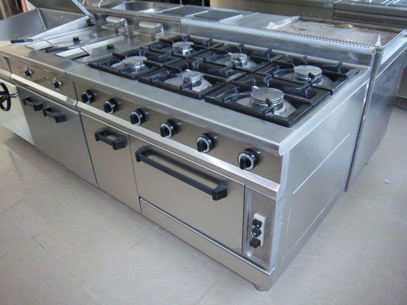 Industrial Kitchen Oven | Kitchen | Pinterest