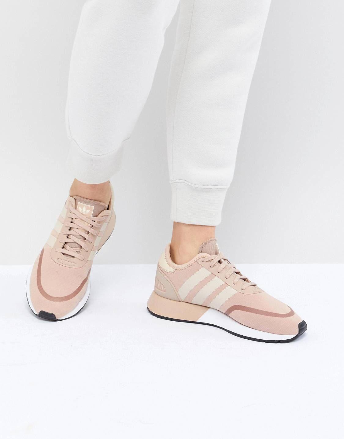 Zapatillas de deporte en rosa N-5923 de adidas Originals Fe2mIyo