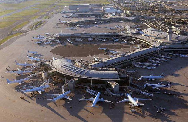 Pin on Magnificent Airport Buildings