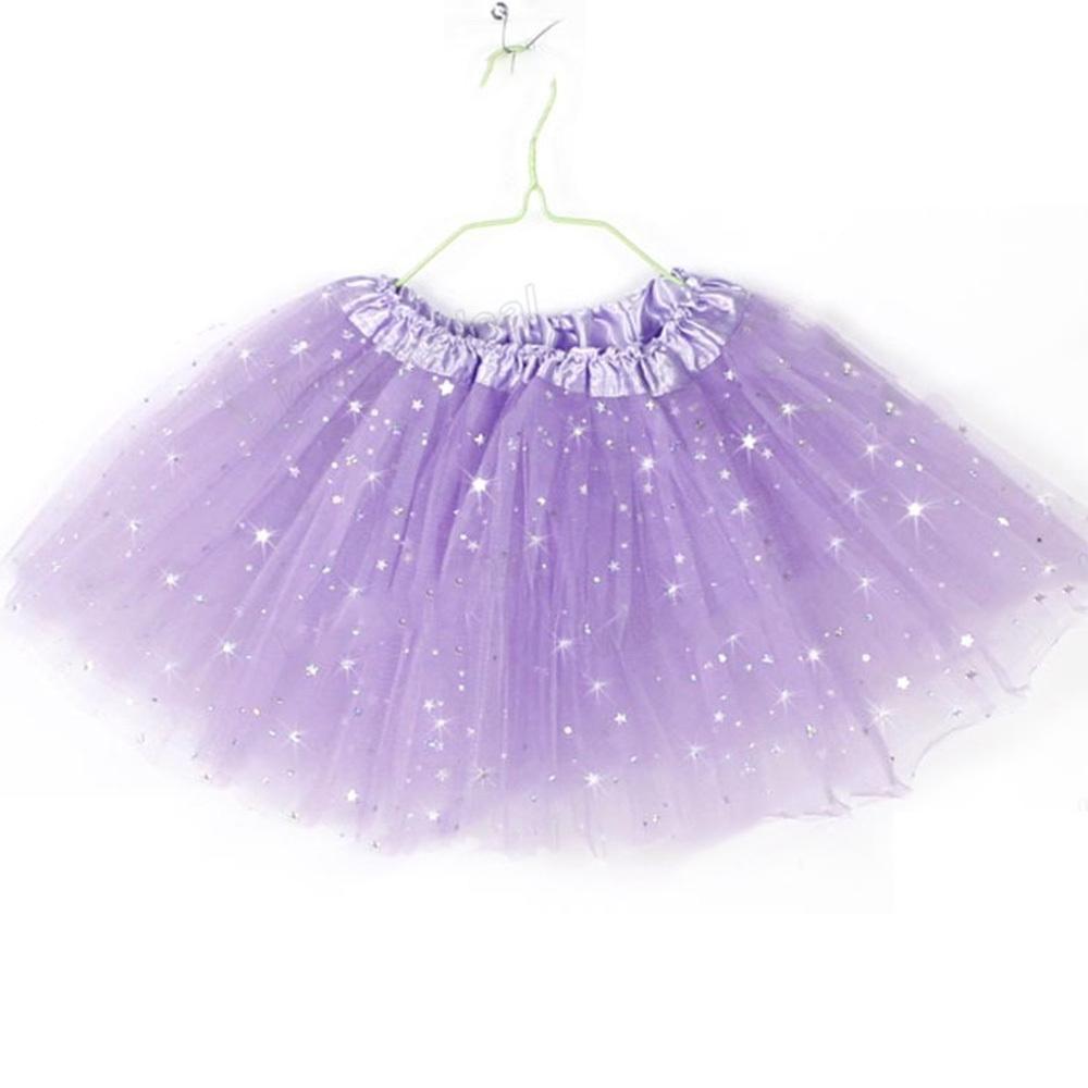 af8d7e346 Cute Princess Tutu Skirt Girls Kids Party Ballet Dance Wear Dress ...