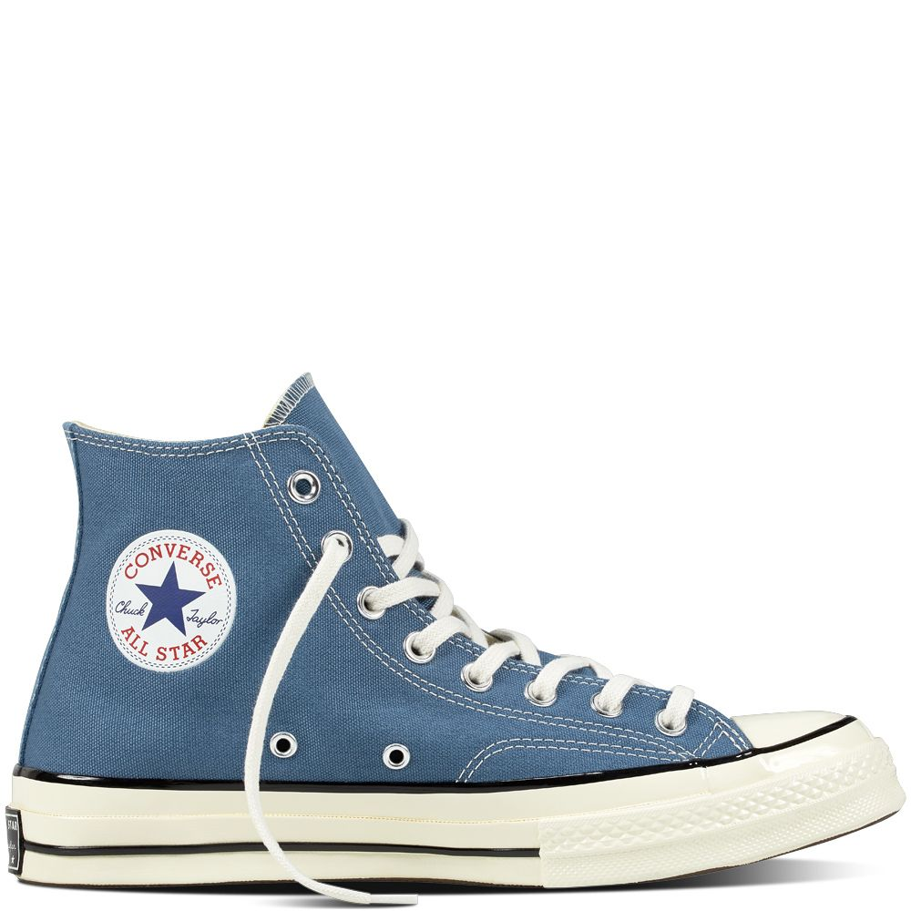 Chuck Taylor All Star '70 Vintage Canvas Blue Coast/Egret/Black