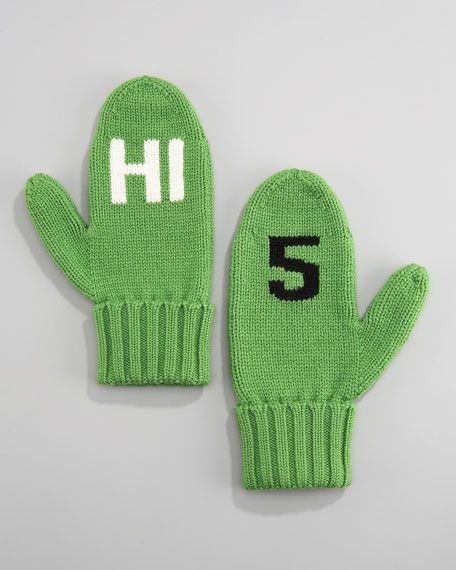 Want these for next winter! Green my favorite color!