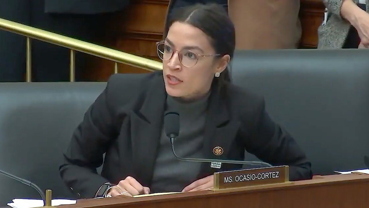 Tell That To The Families In Flint Aoc Demolishes Gop Claim That