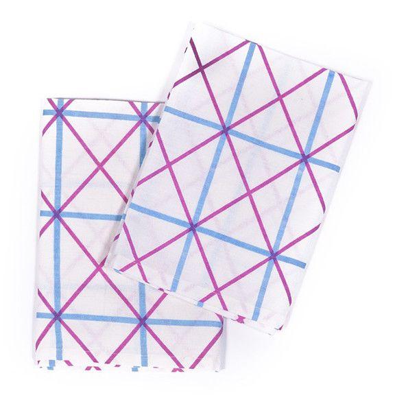 Notebook Tea Towel Set by Arro Home
