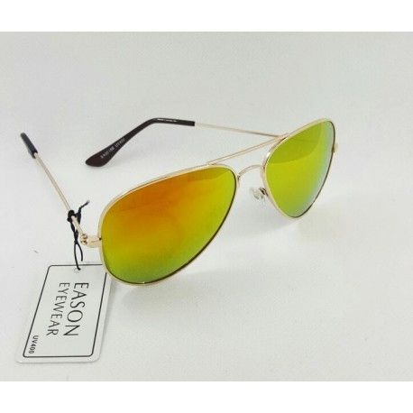 Aviator Style Unisex Fashion Sunglasses