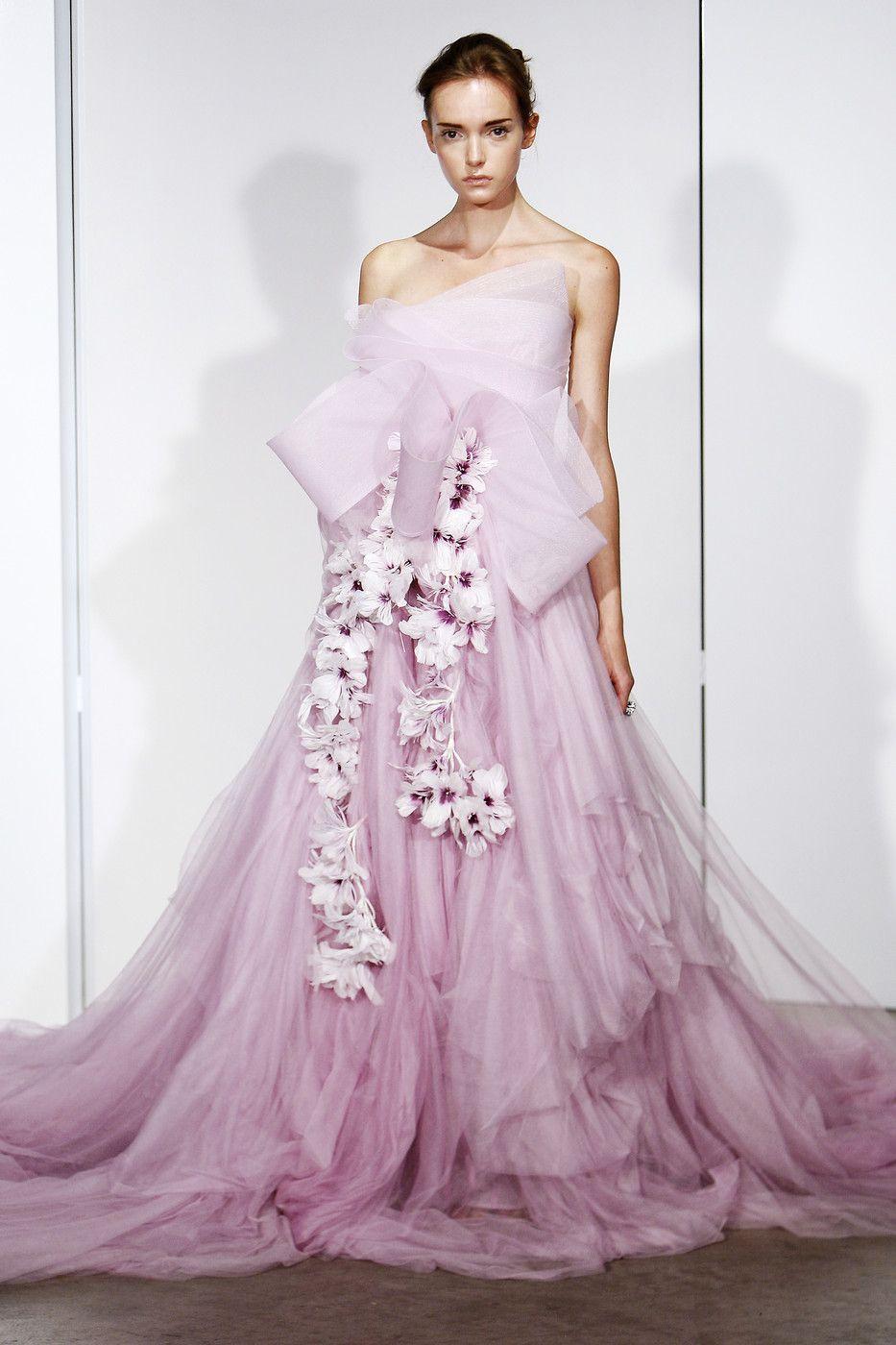 Marchesa at New York Fashion Week Spring 2009 - StyleBistro