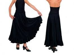 Image result for jupe de flamenco