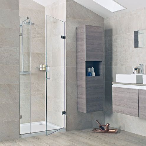 Liber8 Hinged Door With One In Line Panel Bathroom Redesign Luxury Shower Enclosures