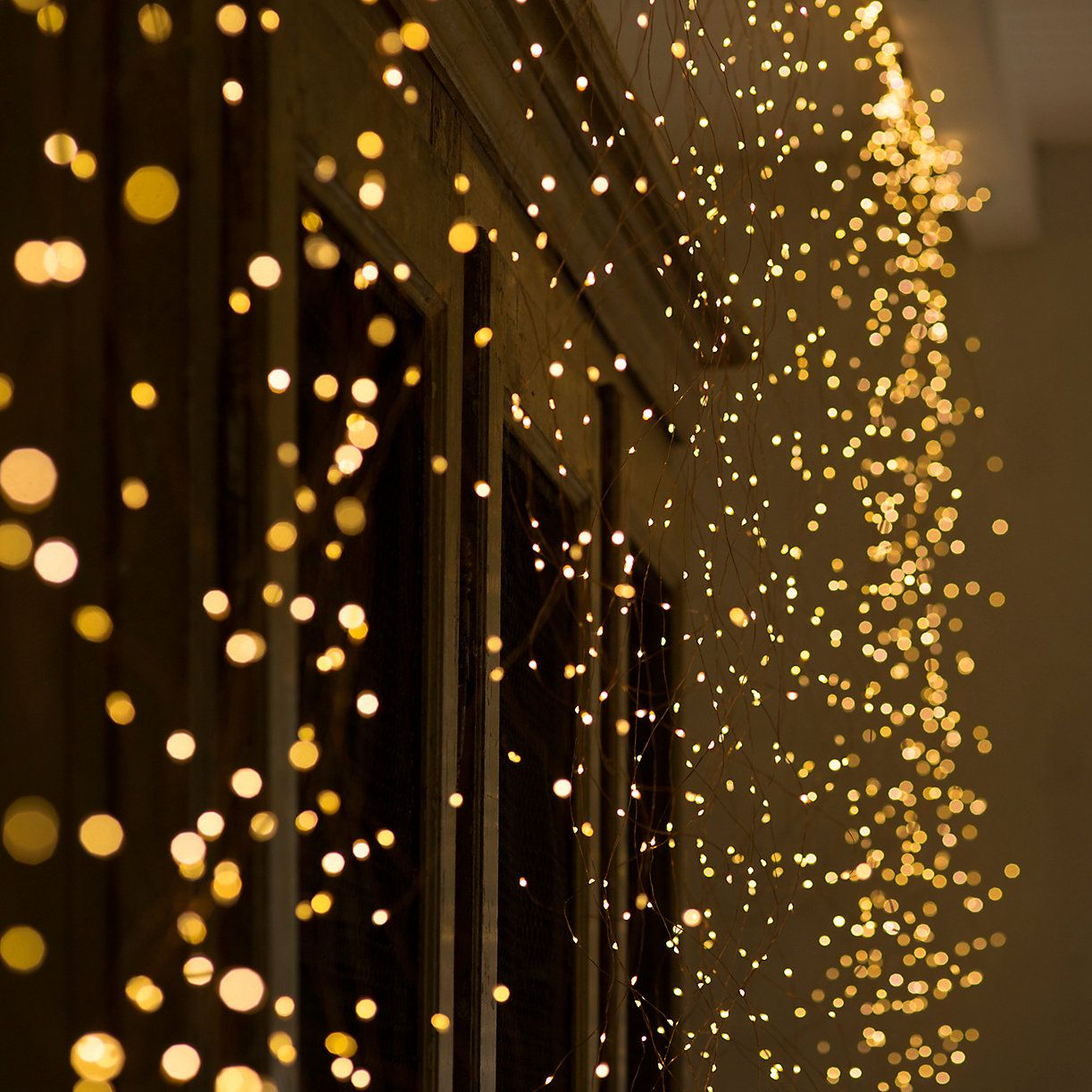 Stargazer Copper Twine Branch Light 5 Plug In In Holiday