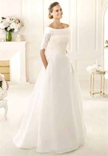 Sensationell, atemberaubendes Brautkleid! | Hochzeit | Pinterest ...