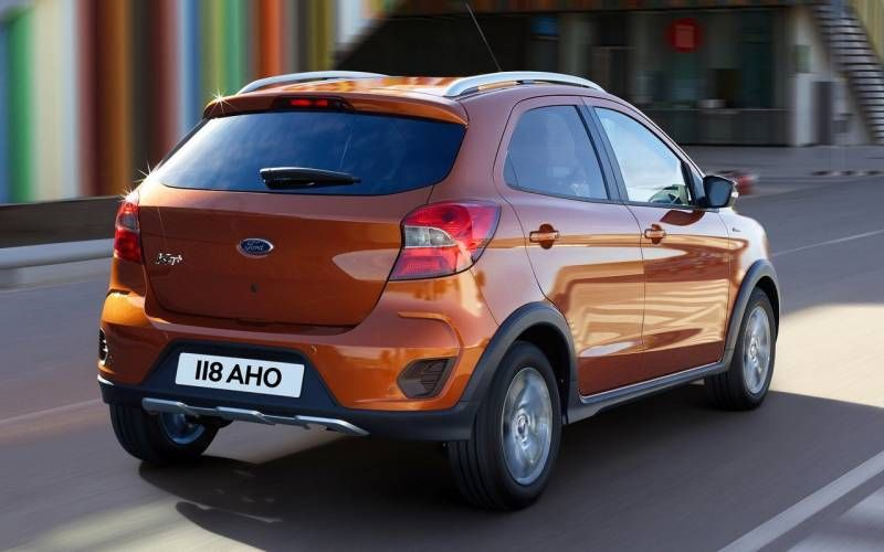 Ford Ka Active 2020 In 2020 With Images Ford 2019 Ford Suv Cars