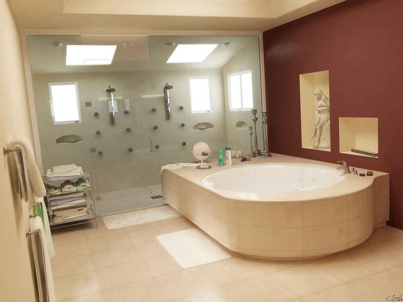 Beautiful Bathroom Modern Bathroom Designs Bathroom Decorating Ideas For Small30