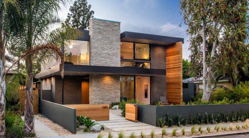Casa Moderna Palms Residence Venice California 800x445
