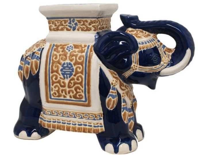Wonderful Elephant Garden Stool   Joss And Main For About $60+ Poster Said They Found  Some