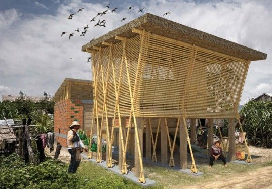 Building Trust International Release Results of Competition for Sustainable Low-Income Housing for Cambodia   Inhabitat - Sustainable Design Innovation, Eco Architecture, Green Building