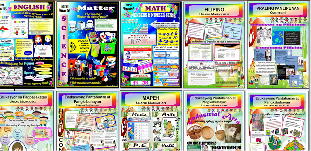 New Tarpapel Collections For Classroom Structuring Taga Deped