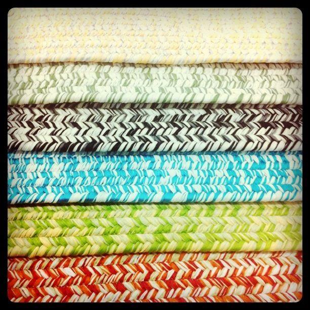 colorful indoor/outdoor tweeds - catalina