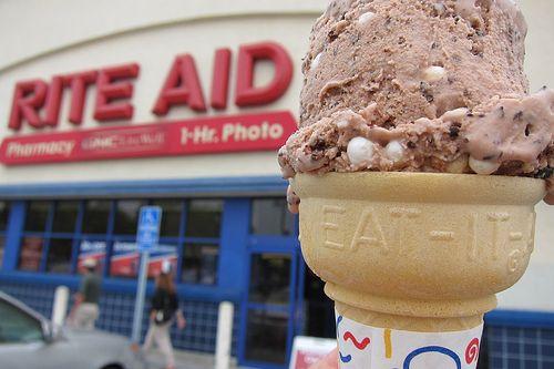 30 Scoops In 30 Days Rite Aid Day 9 Chocolate Malt Best Ice Cream Icecream Bar
