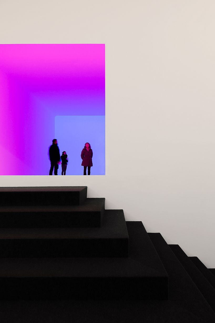 last december, villa panza celebrated the ingenuity of renowned american artists robert irwin and james turrell with an exhibition entitled 'aisthesis – the origin of sensations'. a total of 19 works — encompassing projections, installations and sensory environments — have been integrated into the spaces of the italian villa-turned-gallery-space.