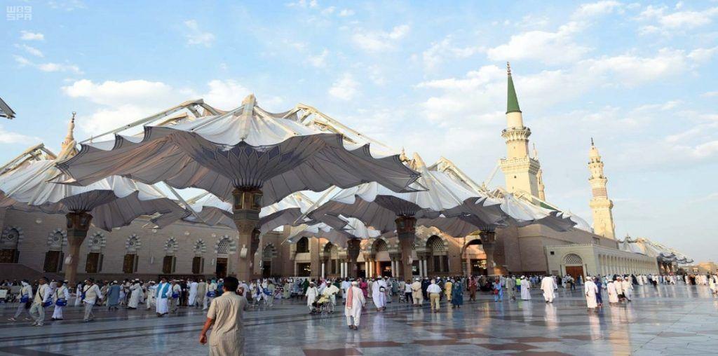 حجز رحلات الي مكة هل تريد حجز رحلة سياحية الي مكة دون تحمل تكاليف عالية والحصول علي مزيد من الخدمات والمميزات اليكم الحل Green Dome Landmarks Building