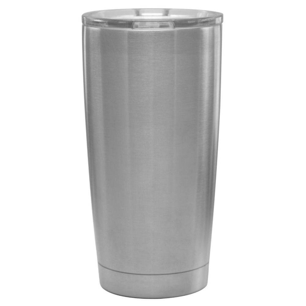 20oz Double Walled Stainless Steel Travel Mug Insulated Tumbler Coffee Beer Cup Keeps Cold Or