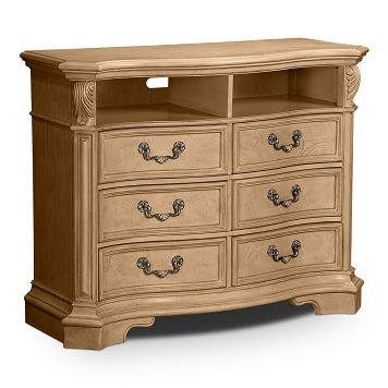 American Signature Furniture Monticello Almond Bedroom
