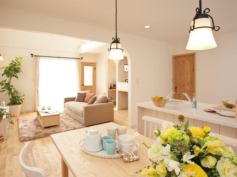 Www.betsudai.jp Images Newly Blanc_back. Small KitchensKitchen DesignsDining  RoomsInterior ...