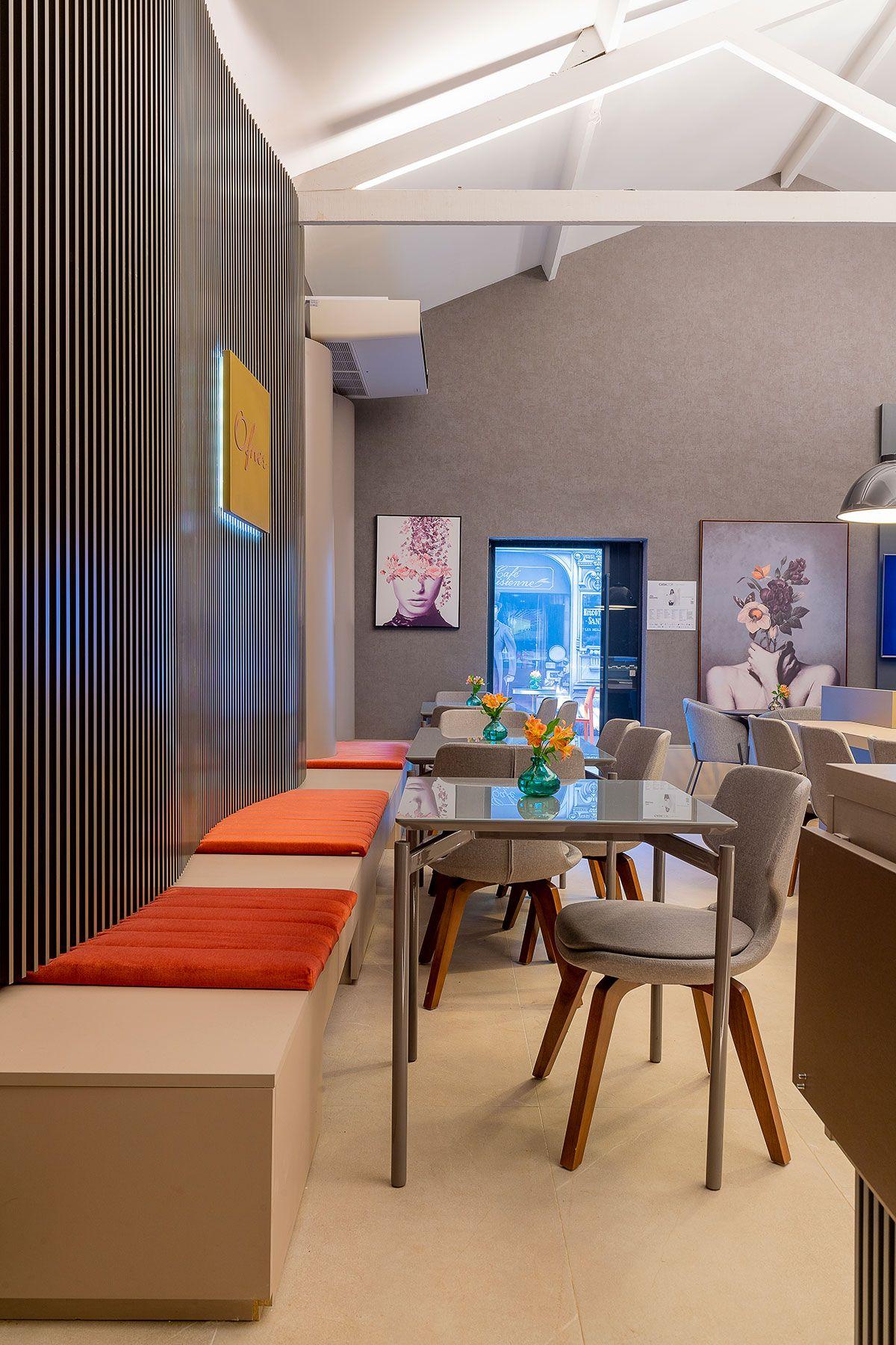 Joia Bergamo Cafe Com Terraco Com Cosentino Casacor Sp Ideias