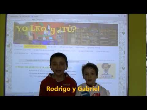 Poesía de Gloria Fuertes recitada por Ángel y Gabriel, alumnos de 1º de Ed. Primaria del CEIP San Gil (Cuéllar. Segovia)
