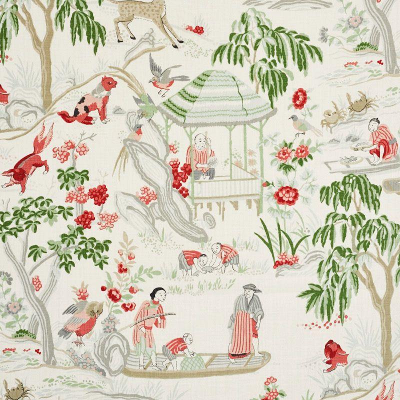 item 176774 Schumacher fabric