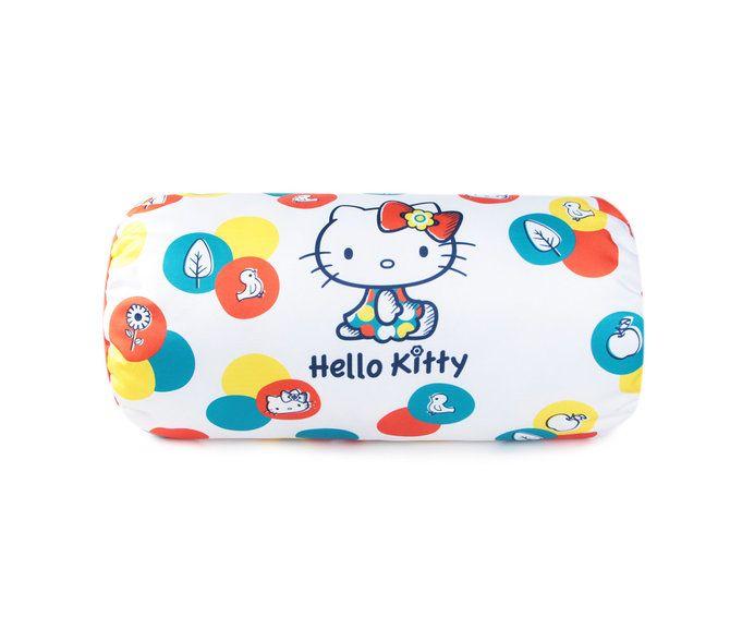 5523ab73c Hello Kitty Long Cushion: Garden | Hello kitty | Hello kitty, Kitty ...