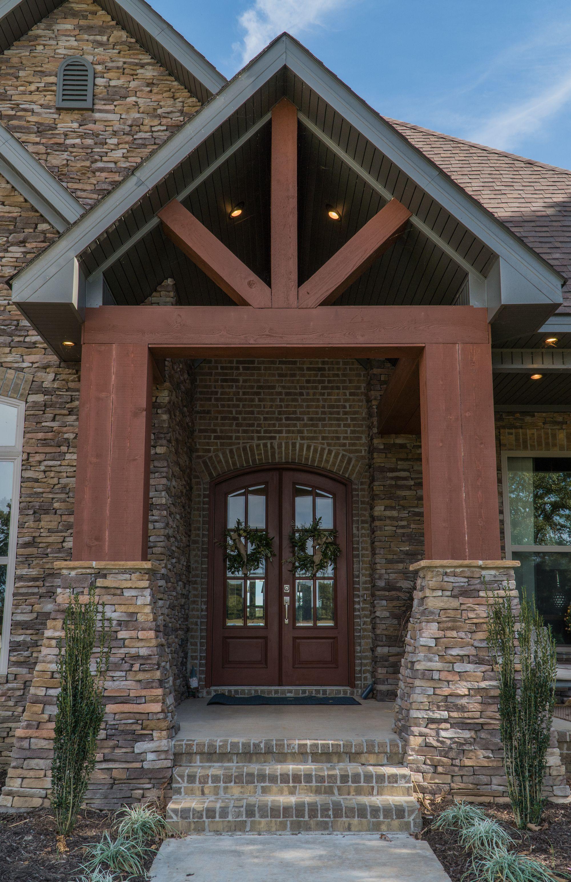 House plan ndg front porch houseus pinterest front