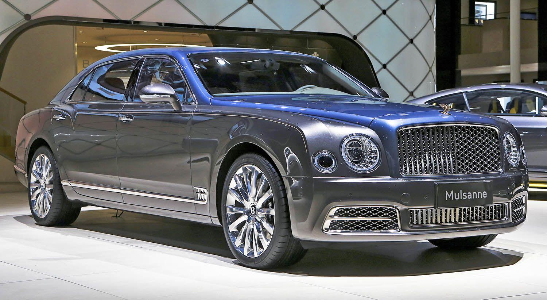 بنتلي مولسان ايكستاندد ويل بايس الليموزين الأكثر فخامة موقع ويلز Bentley Mulsanne Bentley Car