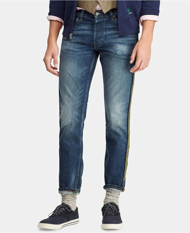 5493147f Polo Ralph Lauren Men Varick Slim Straight Jeans | Products in 2019 ...